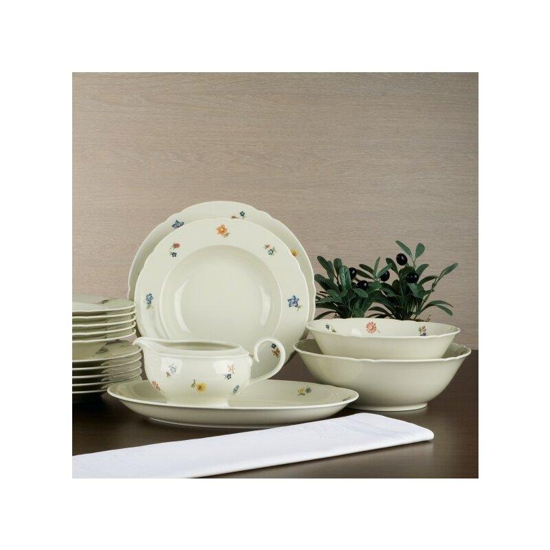 seltmann weiden marie luise bl tenmeer tafelservice 16 tlg. Black Bedroom Furniture Sets. Home Design Ideas